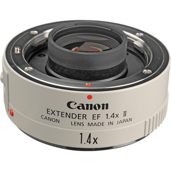 canon 1.4x EF tele extender converter