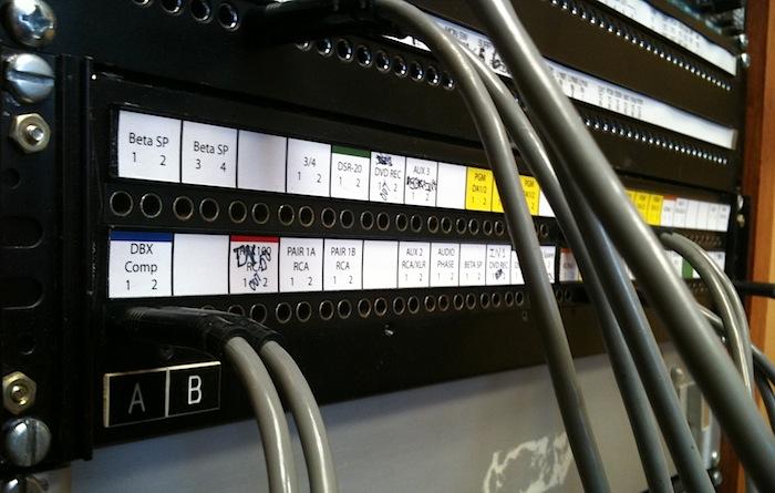 96 point bantom audio patch batch