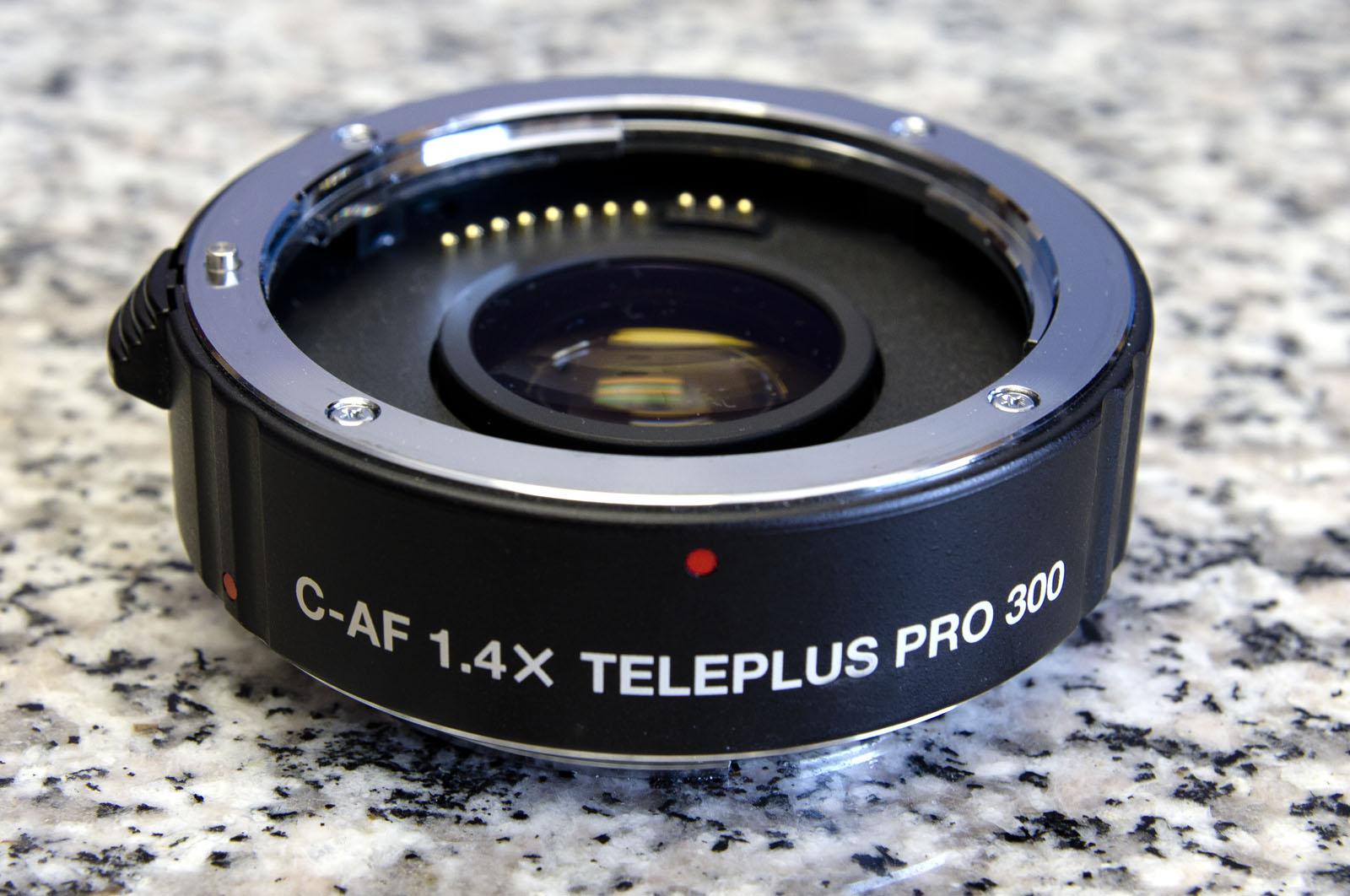 Kenko 1.4 teleconverter EF Sony Canon Fuji
