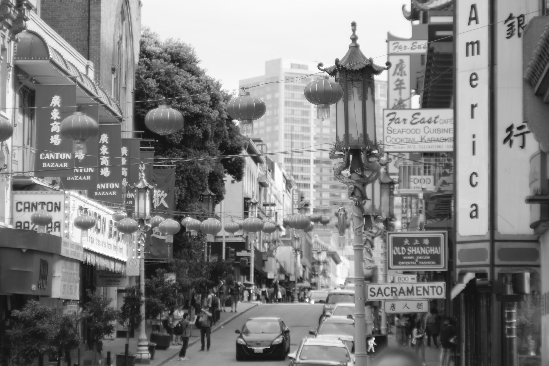Jupiter 9 Canon 80D San Fransisco Chinatown